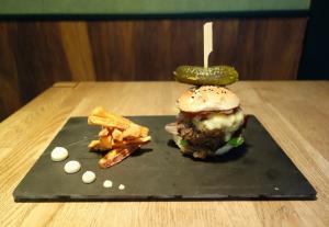 Berlin Sake Startup Go-Sake brings a Craft Sake and Burger Pairing to Germany