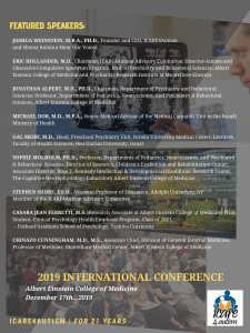 Featured Speakers, 2019 Conference, icare4autism, cannabinoids, cbd, asd, autism, children, medical cannabis