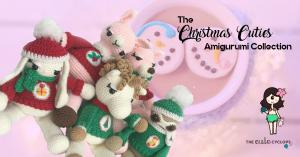 The Christmas Cuties Amigurumi Patterns Collection