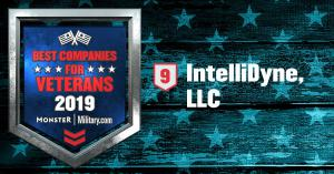 Intellidyne LLC-Top Most Veteran-Friendly Employers in the Nation
