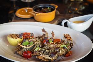 Sunset Grill - Grilled Phuket Rock Lobster