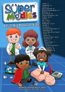 Super Medics Book Cover