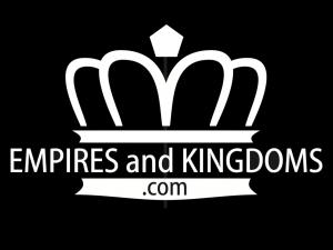 Follow David Eugene Andrews on Instagram and LinkedIn @davideugeneandrews, and Empires and Kingdoms on Facebook at EmpiresKingdoms.