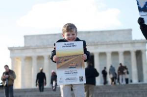 Youth of all ages are encouraged to attend the march!