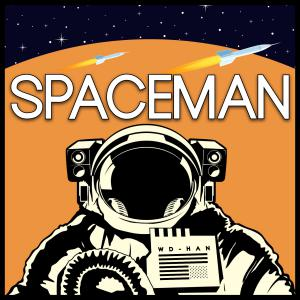 WD-HAN Spaceman Single Art