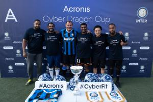Acronis CyberFit Summit - Cyber Dragon Cup with Dejan Stanković