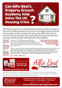 Has Alfie Best Found a Solution to The UK Housing Crisis