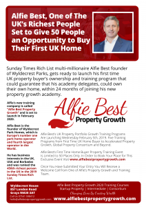 We must keep the property ownership dream alive for tomorrow