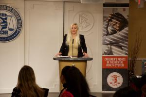 Isabelle Vladoiu  on the rights of the child in the legal system