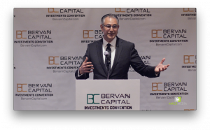 Francisco Sanchez - Former Undersecretary of International Trade at US Department of Commerce - Past Event Bervann Capital April 2019 at The Harvard Club of New York City.