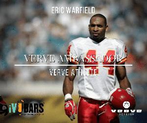 Verve Ambassador Eric Warfield