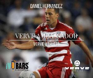 Verve Ambassador Daniel Hernandez
