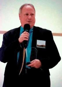 """John Stanard, Director of Social Betterment Programs & Policy for the Church of Scientology National Affairs Office awarded the """"Rethink Justice"""" award for his work in helping to organize a coalition of groups and individuals dedicated to making changes t"""