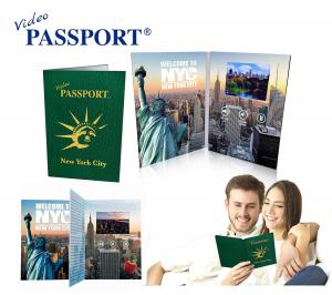Video Passport - Popular destinations come to life!