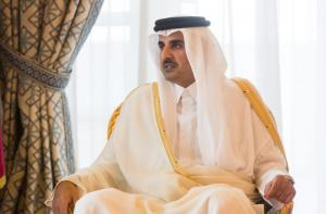 His Highness Sheikh Tamim Bin Hamad Al Thani - Amir of the State of Qatar