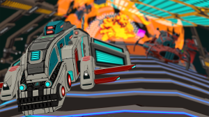 Radial-G Proteus Quest Screenshot 1