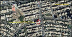 Iran: Defiant youth attack IRGC's Khatam ol-Anbiya  Construction HQ in Tehran