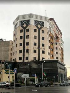 IRGC's Khatam ol-Anbiya Construction HQ in Tehran