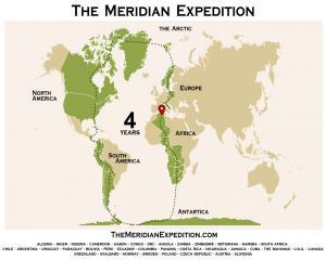 Meridian Expedition Global Goals Route Africa Antarctica Americas Arctic Europe