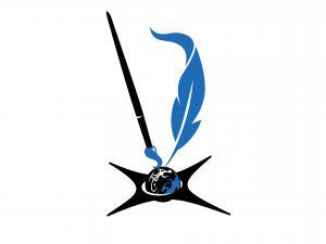 Logo for L. Ron Hubbard Presents Writers & Illustrators of the Future