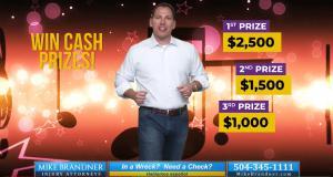 Mike Brandner Jingle Contest