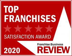 Top 200 Franchises Award Logo