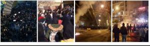 Iran - Protests continue for third consecutive day across the country