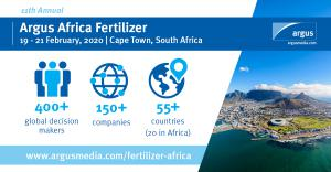 Argus Africa Fertilizer Conference