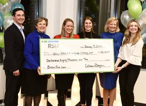 MGH Institute receives grant from RSM to help Charlestown students in reading and literacy
