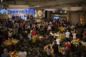 On Saturday, Jan. 11 the annual Recognition Awards Banquet acknowledged volunteers who brought unconditional aid everywhere they went.