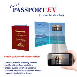 Video Passport EX - Experiential Marketing at it's best...