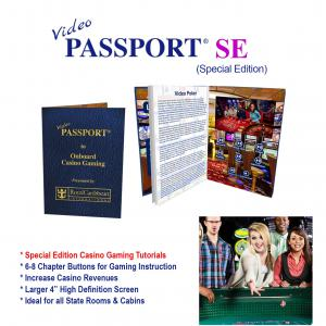 Video Passport SE - Special Edition offers the Extras in a Unique Marketing Experience