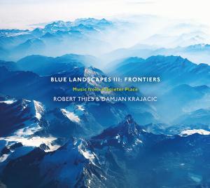 Blue Landscape mountainous album cover