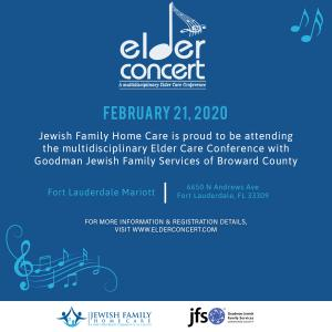 19th Annual Elder Concert, a multidisciplinary Elder Care Conference hosted by the Academy of Florida Elder Law Attorneys (AFELA).