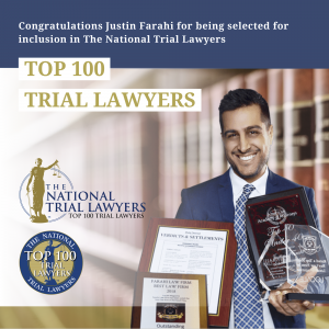#1 Personal Injury Lawyers and Law Firm Locally Top 100 in the Nation!
