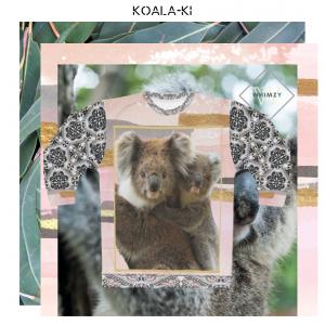 koala australia all over print sweatshirt