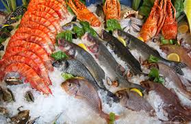 Frozen Seafood Market