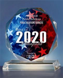 April Neill Public Relations Awarded Plainfield's Best 2020