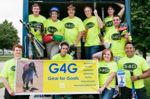April Neill PR Promotes G4G Gear Drive