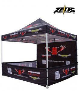 Zeus style canopy