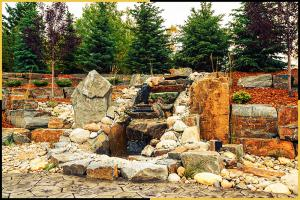 Tazscapes Springbank Landscaping Calgary Project - Day1 - 2