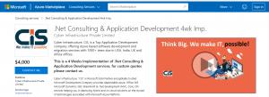.Net Consulting & Application Development