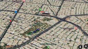 IRGC Base map – Qasr ol-Dasht - Shiraz