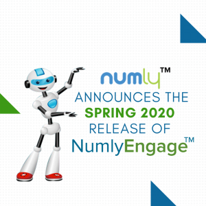 Numly™ Announces the Spring 2020 Release of NumlyEngage™