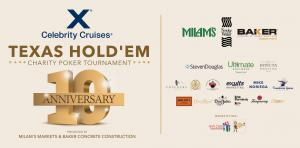 10th Annual Texas Hold' Em Charity Poker Tournament Benefiting the Jason Taylor Foundation and SIDES Charity