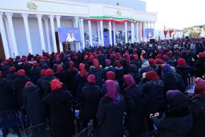 Anniversary of the 1979 anti-monarchic revolution in Ashraf-3 - February 2020 (1)