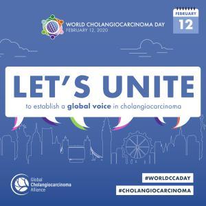 World Cholangiocarcinoma Day Logo
