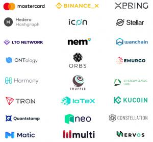 Blockchain Education Alliance Member Logos