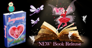 New Magical Fairy Book Release of Sugarsnap The Valentine's Card Fairy