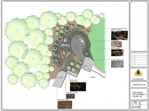 Tazscapes Landscaping Calgary Springbank Landscape Design